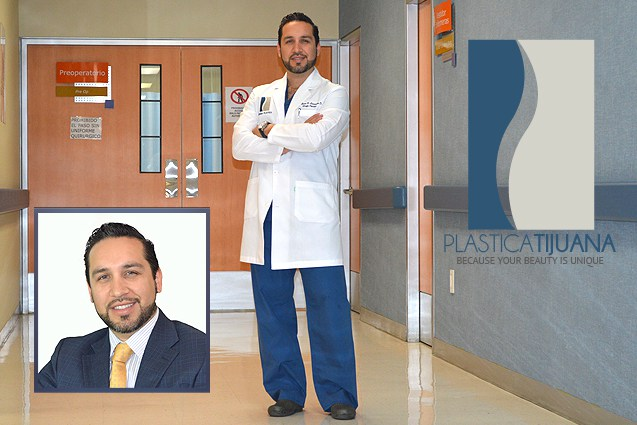 Dr. Juan Pablo Cervantes Plastica Tijuana